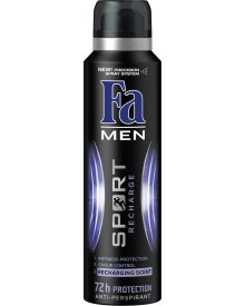 Fa Men Sport Recharge Antyperspirant w sprayu 150 ml