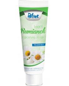 BLUE Krem do rąk glicerynowo rumiankowy zółty 100ml