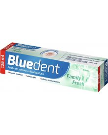 BLUEDENT family fresh 125ml
