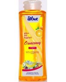 BLUE Płyn do kąpieli owocowy 1L