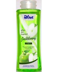 BLUE Płyn do kąpieli zielone jabłuszko zielone 1L