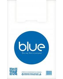 BLUE reklamówki 28x48cm 200szt