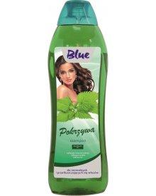 BLUE Szampon do włosów tłustych pokrzywowy 1L