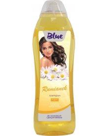 BLUE Szampon do włosów delikatnych rumiankowy 1L