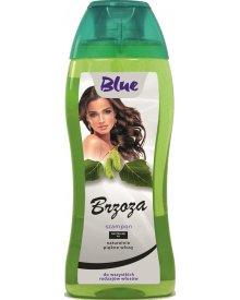 BLUE Szampon do włosów normalnych brzozowy 300ml