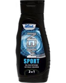 BLUE żel pod prysznic sport 300ml