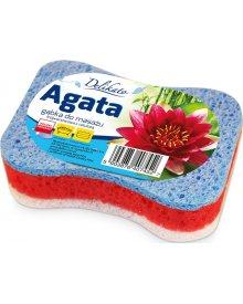 DELIKATO Agata gąbka do ciała