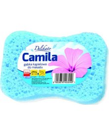 DELIKATO Camilla gąbka do ciała