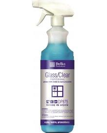 DP Glass/Clear Gotowy nano środek do mycia przeszkleń 1L