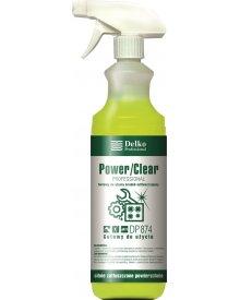 DP Power/ Clear Gotowy do użycia środek odtłuszczający 1L