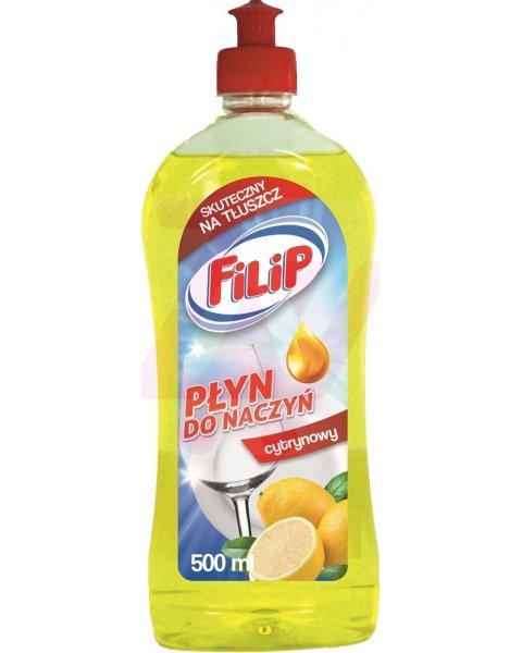FILIP Płyn do mycia naczyń cytryna 500ml