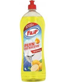 FILIP Płyn do mycia naczyń cytryna 1L