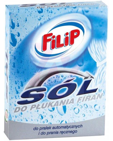FILIP sól do płukania firan 400g