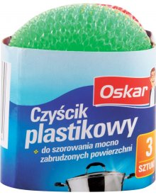 OSKAR Czyścik plastikowy 5,5g