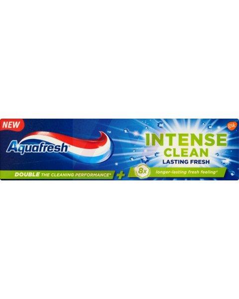 Aquafresh Intense Clean Lasting Fresh Pasta do zębów 75 ml