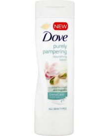 Dove Purely Pampering with Pistachio Cream and Magnolia Balsam nawilżający 250 ml