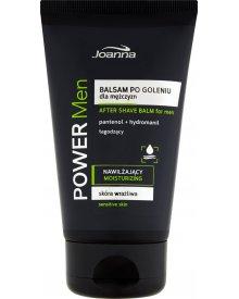 Joanna Power Men Balsam po goleniu dla mężczyzn nawilżający 100 g