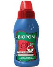 BIOPON odżywka do kwiatów ciętych płyn 250ml