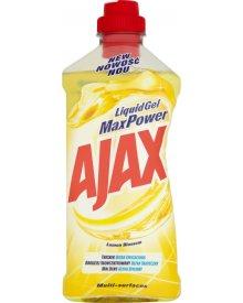 Ajax Max Power Lemon Blossom Żel 750 ml