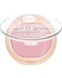Bell 2 Skin Pocket Rouge róż do policzków modelujący nr 051 45g