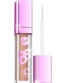 Bell błyszczyk do ust BB 3D optycznie powiększający usta nr 01
