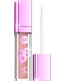Bell błyszczyk do ust BB 3D optycznie powiększający usta nr 02