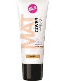 Bell podkład do twarzy Super Mat Cover Make-Up nr 04 Sunny 30ml