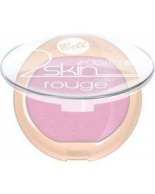Bell róż do policzków modelujący 2 Skin Pocket Rouge nr 052