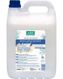 ABE Mydło w płynie bezzapachowe 5l