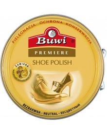 BUWI Premiere pasta stała do obuwia bezbarwna 40 g