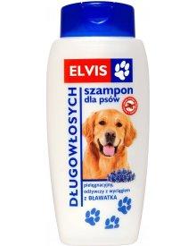 ELVIS Szampon dla psów długowłosych 300ml