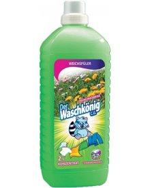 Der Waschkönig płyn do płukania Zielony 2l