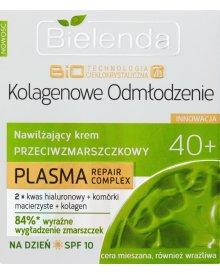 Bielenda BioTechnologia 7D Kolagenowe Odmłodzenie 40+ Krem na dzień 50ml