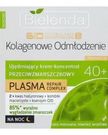 Bielenda BioTechnologia 7D Kolagenowe Odmłodzenie 40+ Krem na noc 50ml