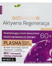 Bielenda BioTechnologia 7D Aktywna Regeneracja 60+ Krem na noc 50ml