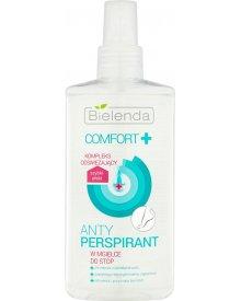 Bielenda Comfort+ Antyperspirant w mgiełce do stóp 150ml