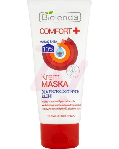 Bielenda Comfort+ Krem-maska do przesuszonych dłoni 75ml