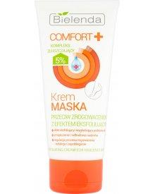 Bielenda Comfort+ Krem-maska przeciw zrogowaceniom stóp 100ml