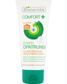 Bielenda Comfort+ Krem-serum do suchych i zniszczonych dłoni 75ml
