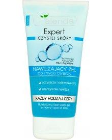 Bielenda Expert Czystej Skóry Żel do mycia twarzy nawilżający 150ml