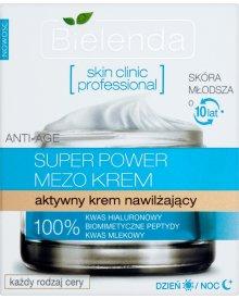 Bielenda Skin Clinic Professional Aktywny krem nawilżający na dzień i noc 50ml
