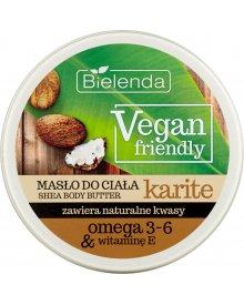 Bielenda Vegan Friendly Masło do ciała Karite 250ml