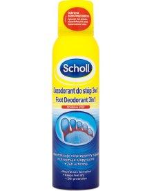 Scholl Dezodorant do stóp 3w1 150 ml