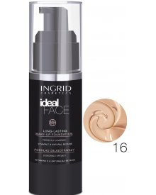 Ingrid Ideal Face fluid do twarzy nr 016 35ml