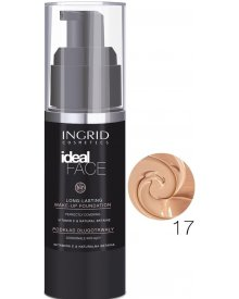 Ingrid Ideal Face fluid do twarzy nr 017 35ml
