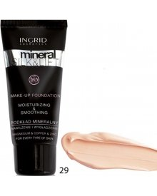 Ingrid Mineral Silk&Lift fluid do twarzy nr 029 30ml