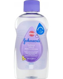 Johnson's Bedtime Oliwka na dobranoc 200 ml