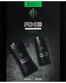 Axe Collection Africa Zestaw kosmetyków