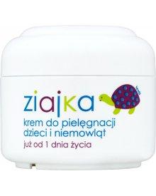 Ziaja Ziajka Krem do pielęgnacji dzieci i niemowląt już od 1 dnia życia 50 ml