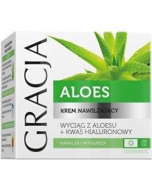 Gracja Aloes Krem nawilżający 50 ml